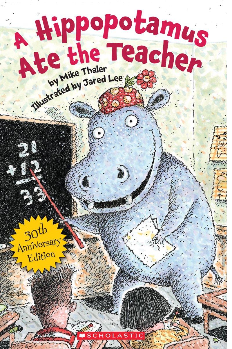 1981-A Hippopotamus Ate the Teacher