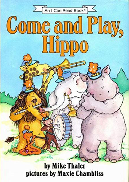 1984-Come And Play Hippo