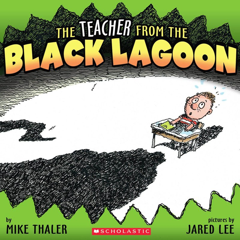 BL01-The Teacher from the Black Lagoon