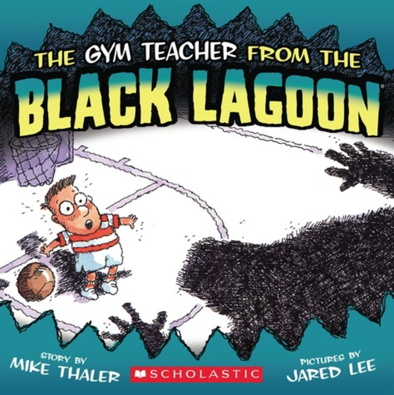 BL03-The Gym Teacher from the Black Lagoon