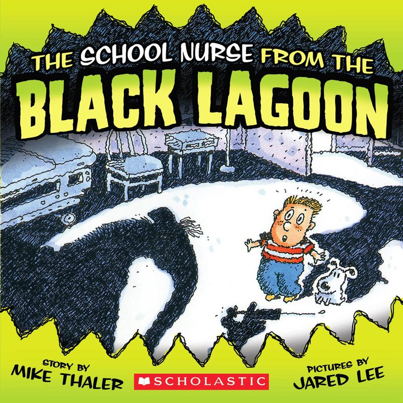 The School Nurse from the Black Lagoon