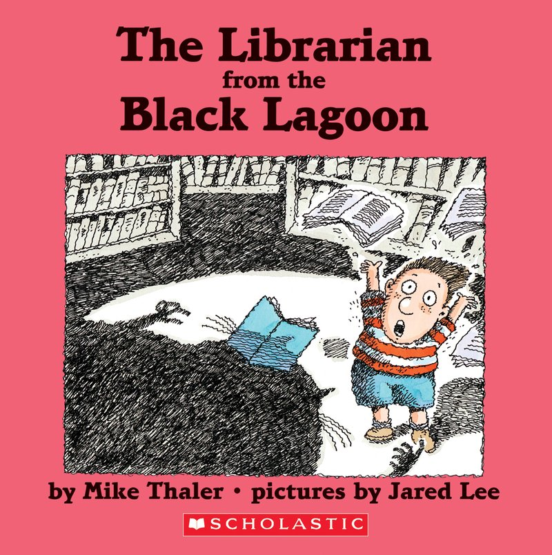 BL05-The Librarian from the Black Lagoon
