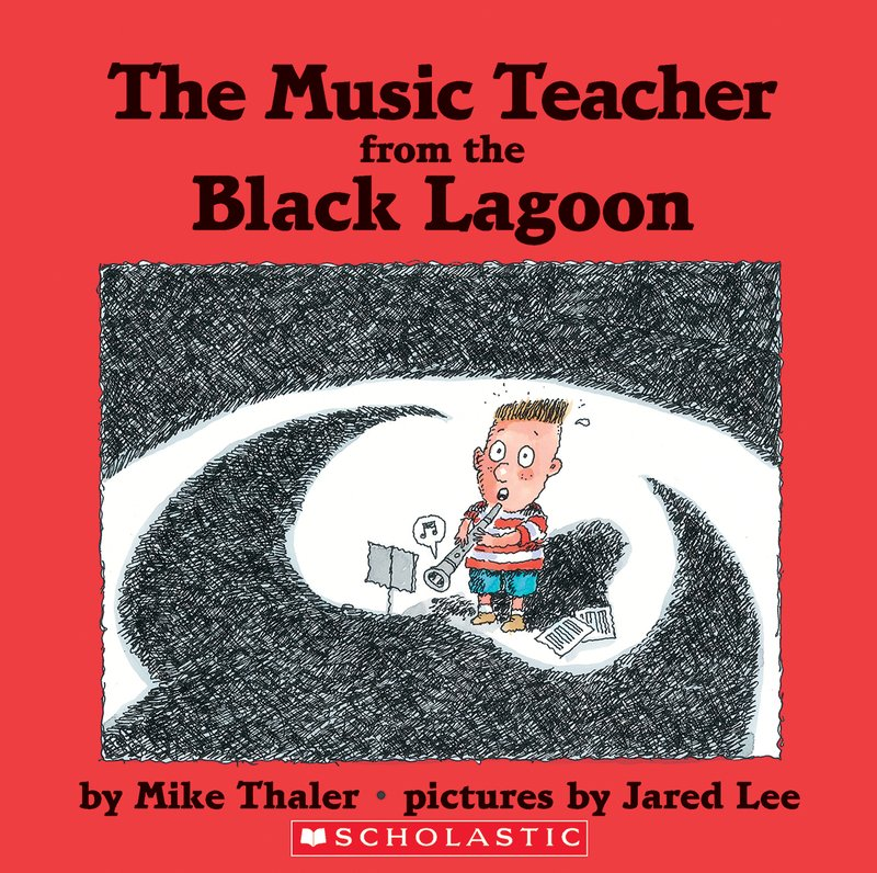 BL08-The Music Teacher from the Black Lagoon