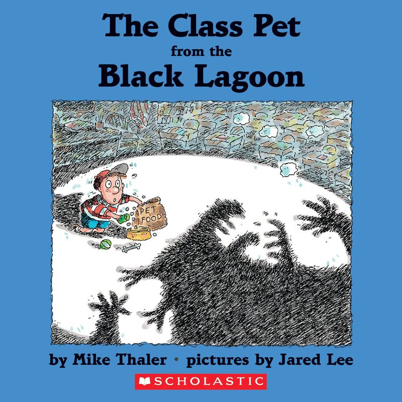 BL11-The Class Pet from the Black Lagoon