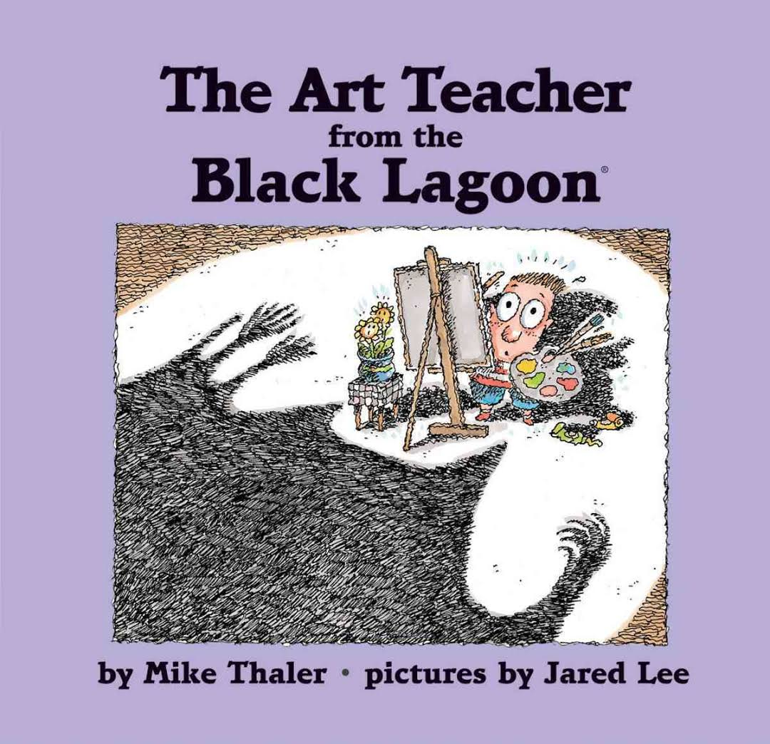 BL12-The Art Teacher from the Black Lagoon