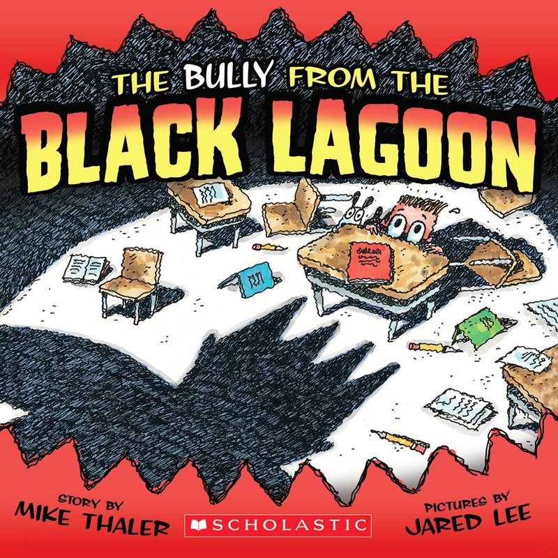 BL13-The Bully from the Black Lagoon