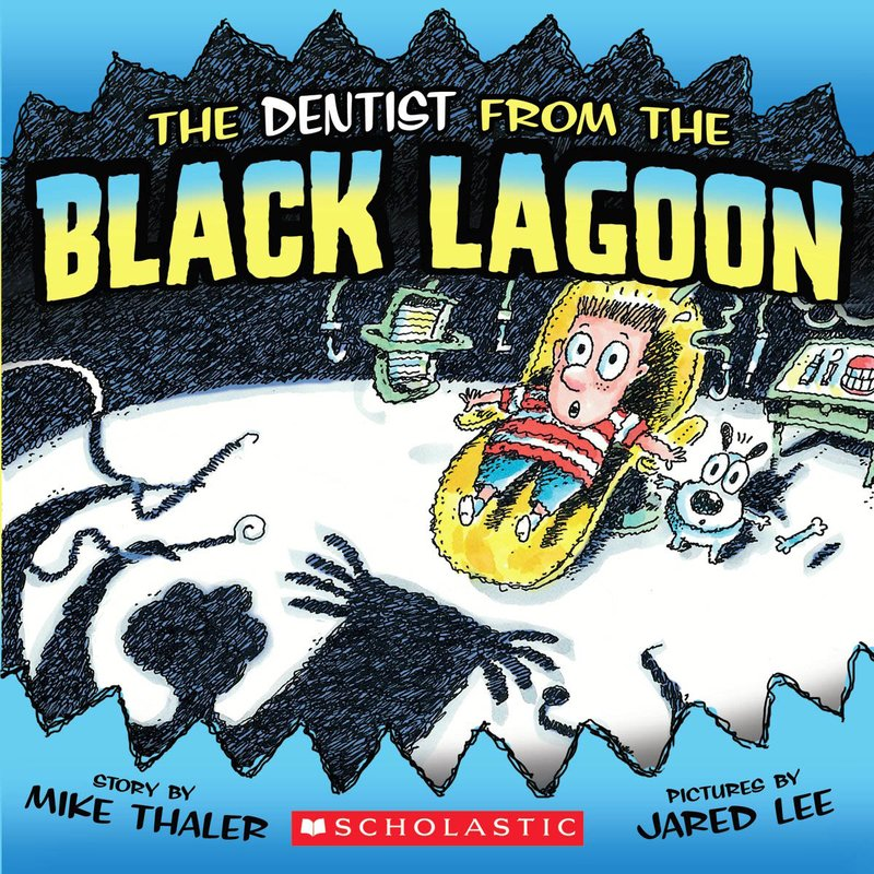 BL15-The Dentist from the Black Lagoon