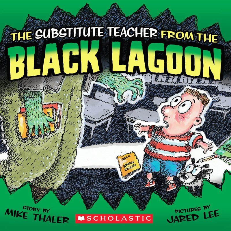 BL16-The Substitute Teacher from the Black Lagoon