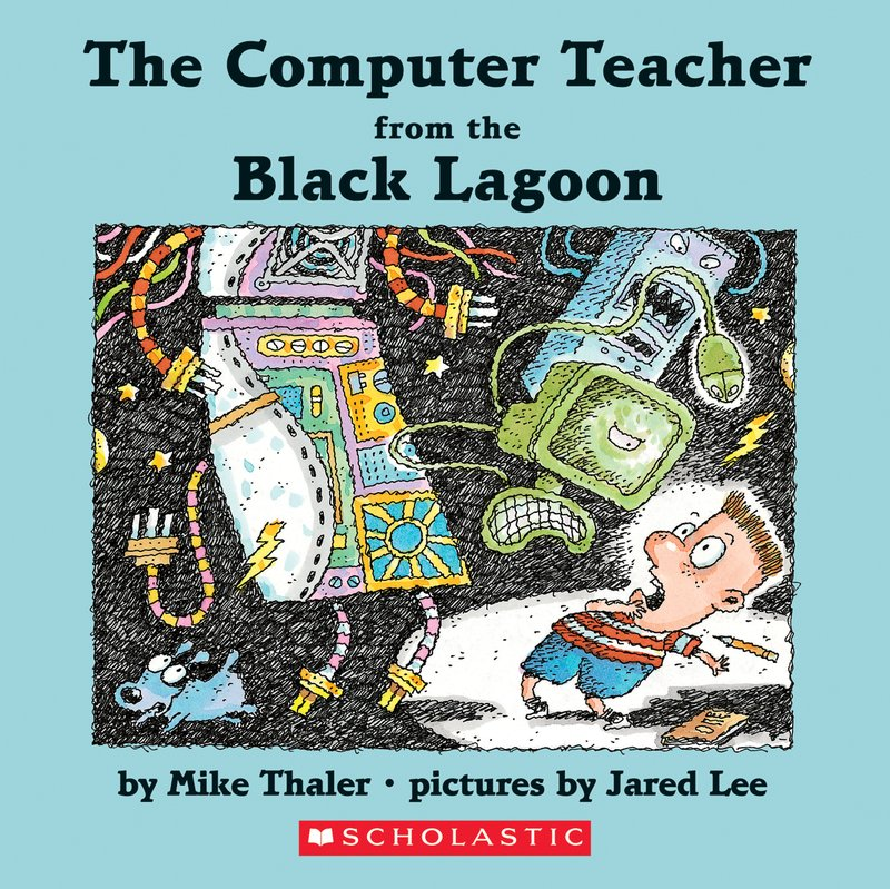 BL19-The Computer Teacher from the Black Lagoon