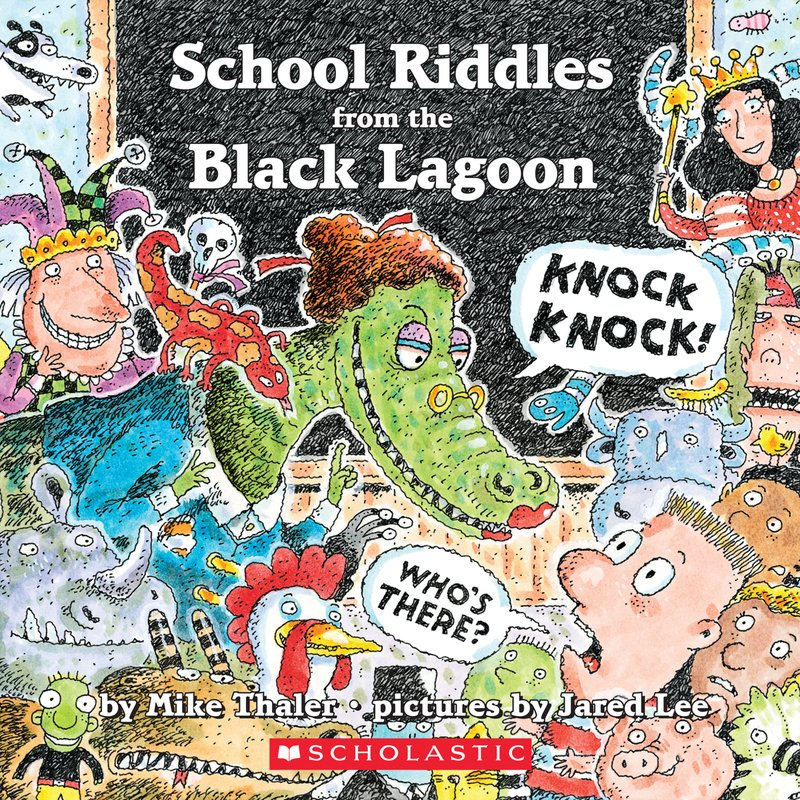 BL20-School Riddles from the Black Lagoon