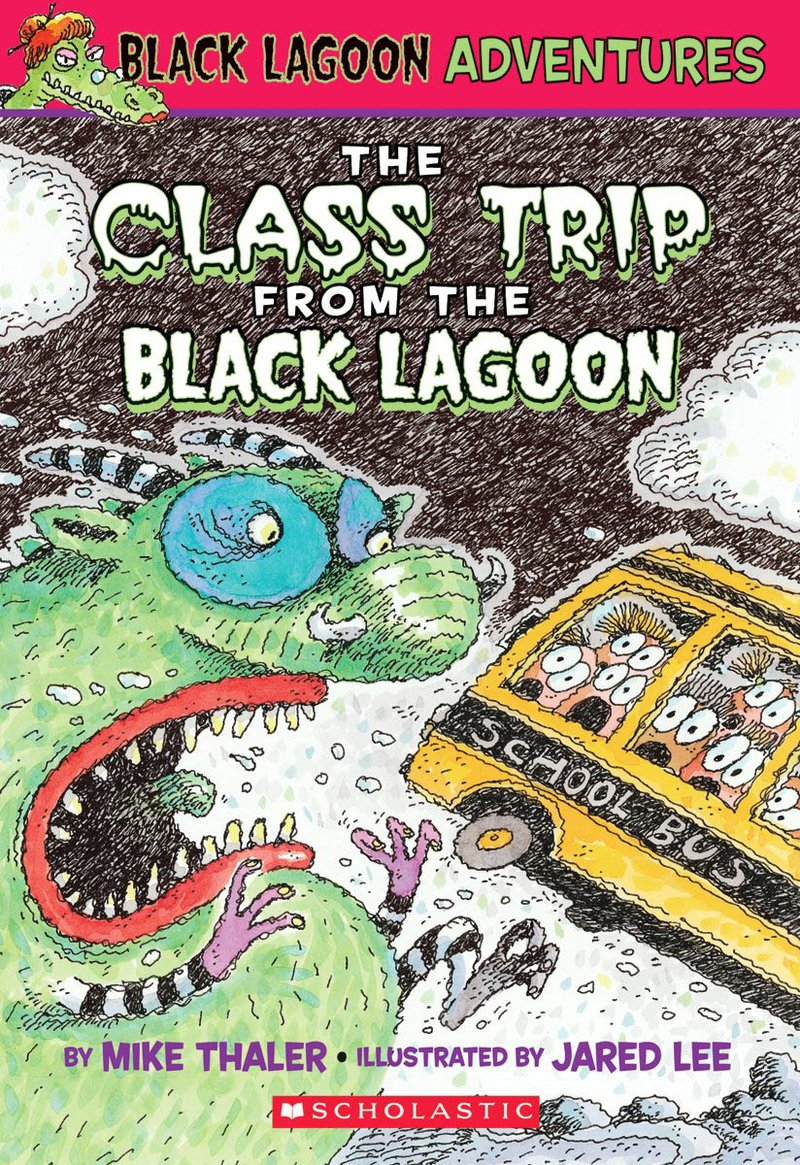 BLA01-The Class Trip from the Black Lagoon