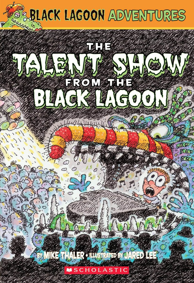 BLA02-The Talent Show from the Black Lagoon