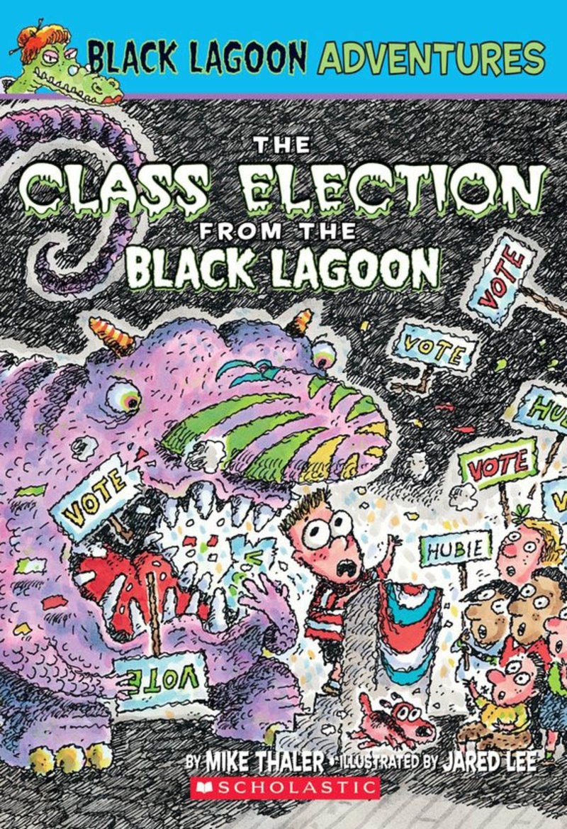 BLA03-The Class Election from the Black Lagoon