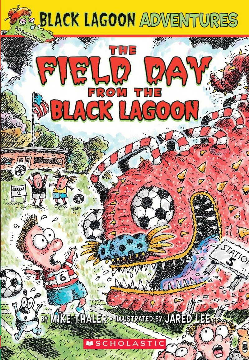 BLA06-The Field Day from the Black Lagoon