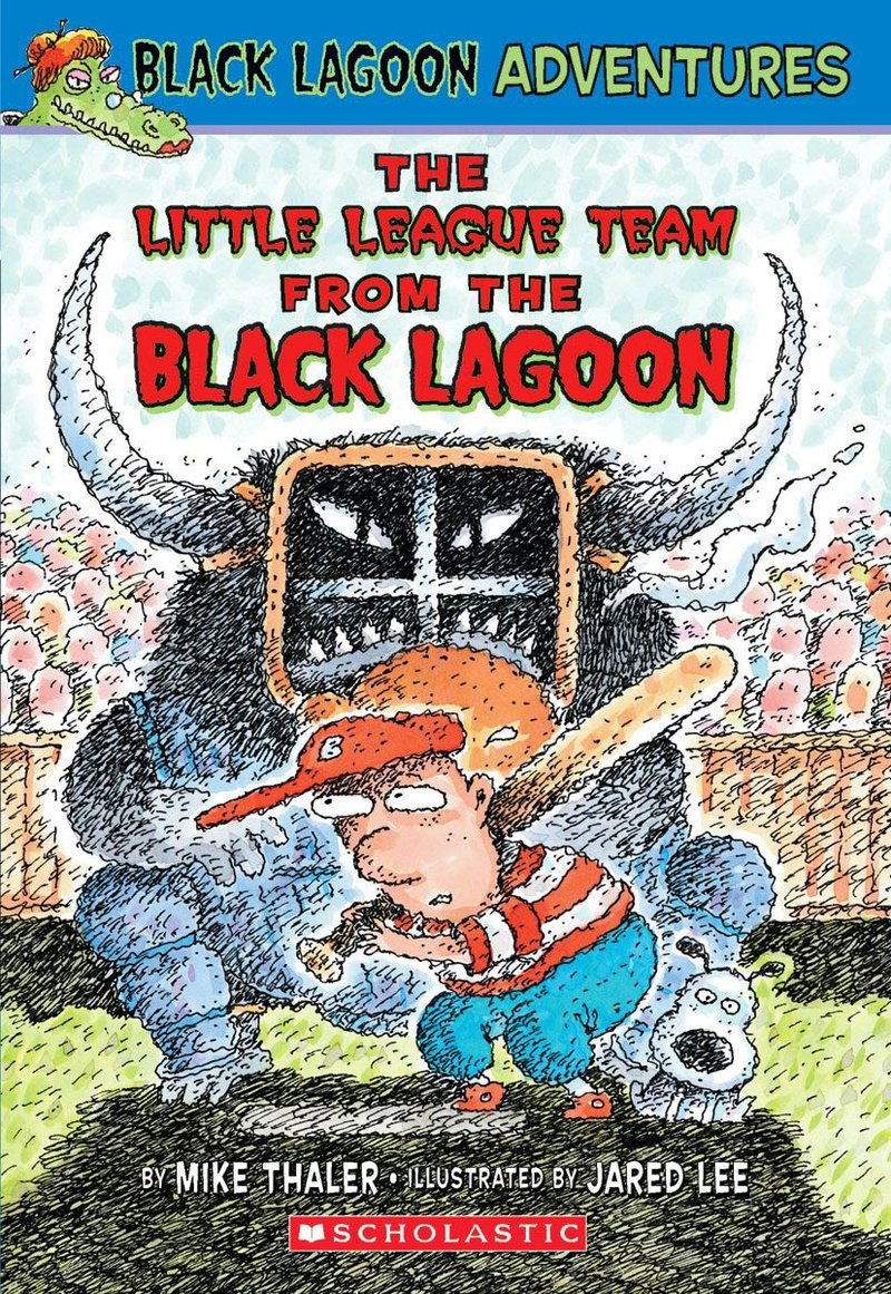 BLA10-The Little League Team from the Black Lagoon