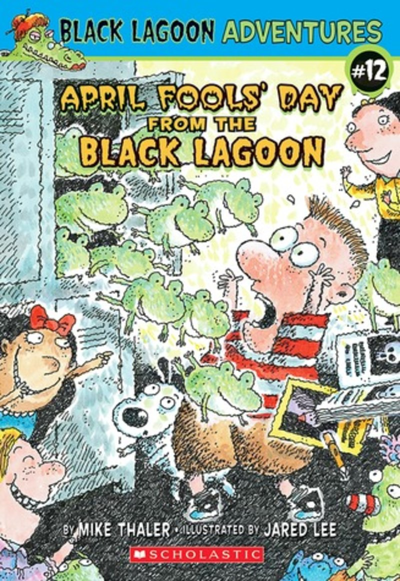April Fools Day from the Black Lagoon