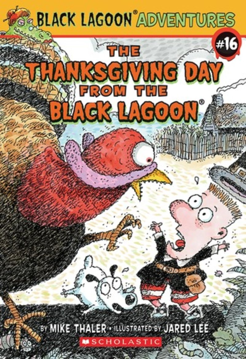 BLA16-The Thanksgiving Day from the Black Lagoon