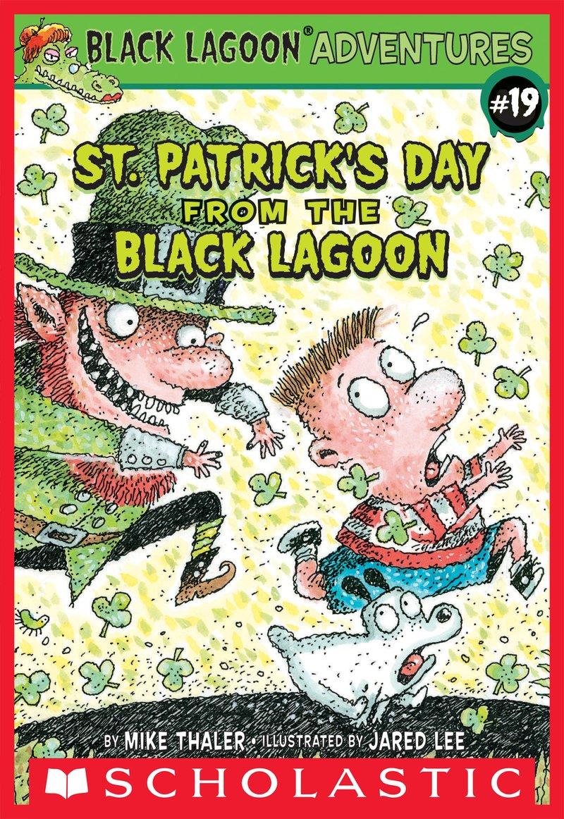 BLA19-St Patricks Day from the Black Lagoon