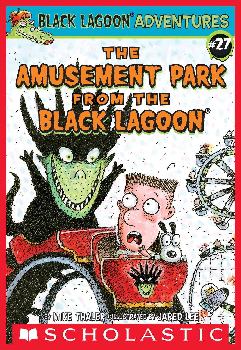 BLA27-The Amusement Park from the Black Lagoon