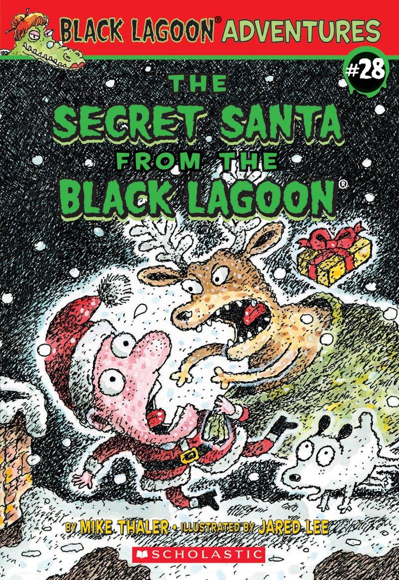 BLA28-The Secret Santa from the Black Lagoon