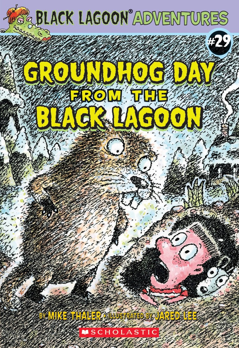BLA29-Groundhog Day from the Black Lagoon