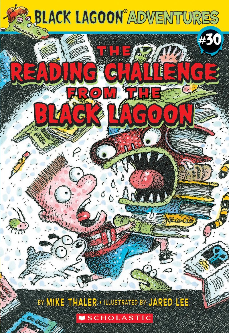 BLA30-The Reading Challenge from the Black Lagoon