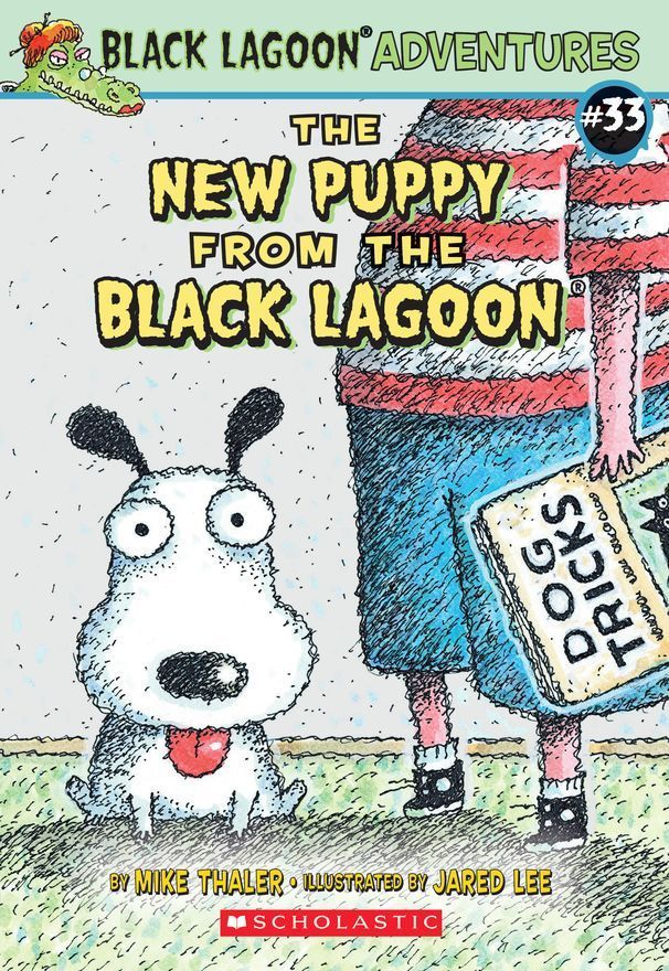 BLA33-The New Puppy from the Black Lagoon