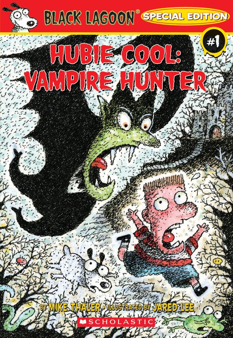 BLSE01-Hubie Cool Vampire Hunter