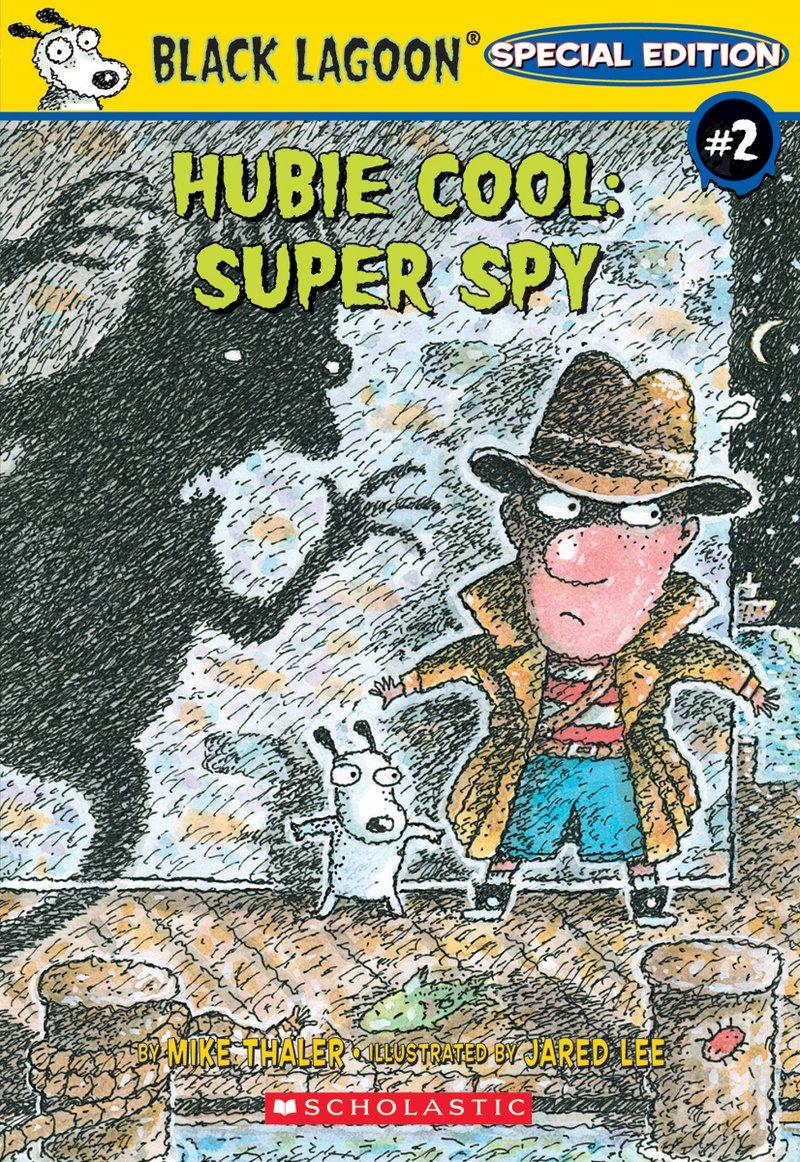BLSE02-Hubie Cool Super Spy