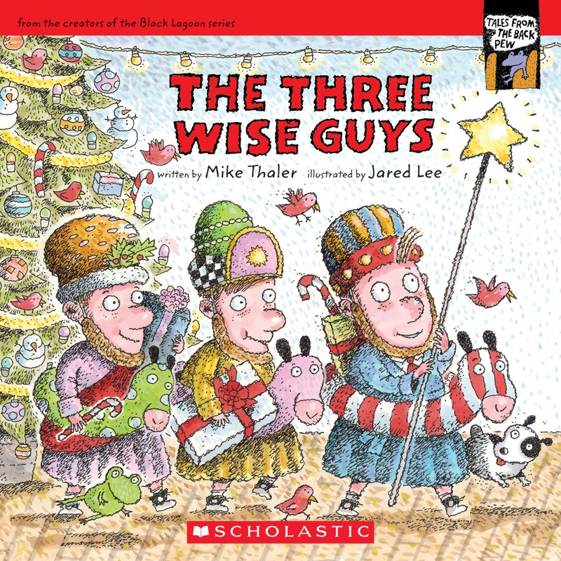 BackPew06-The Three Wise Guys