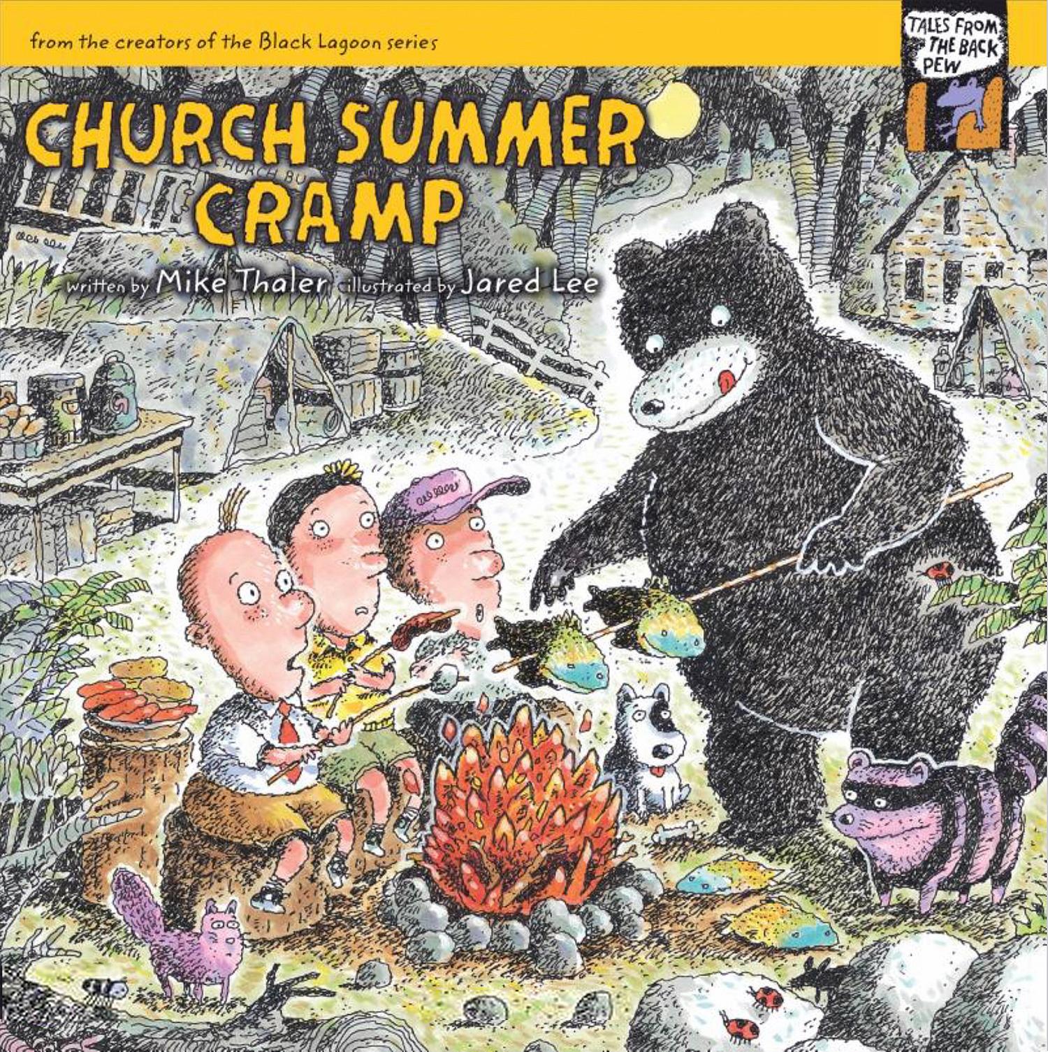 BackPew07-Church Summer Cramp
