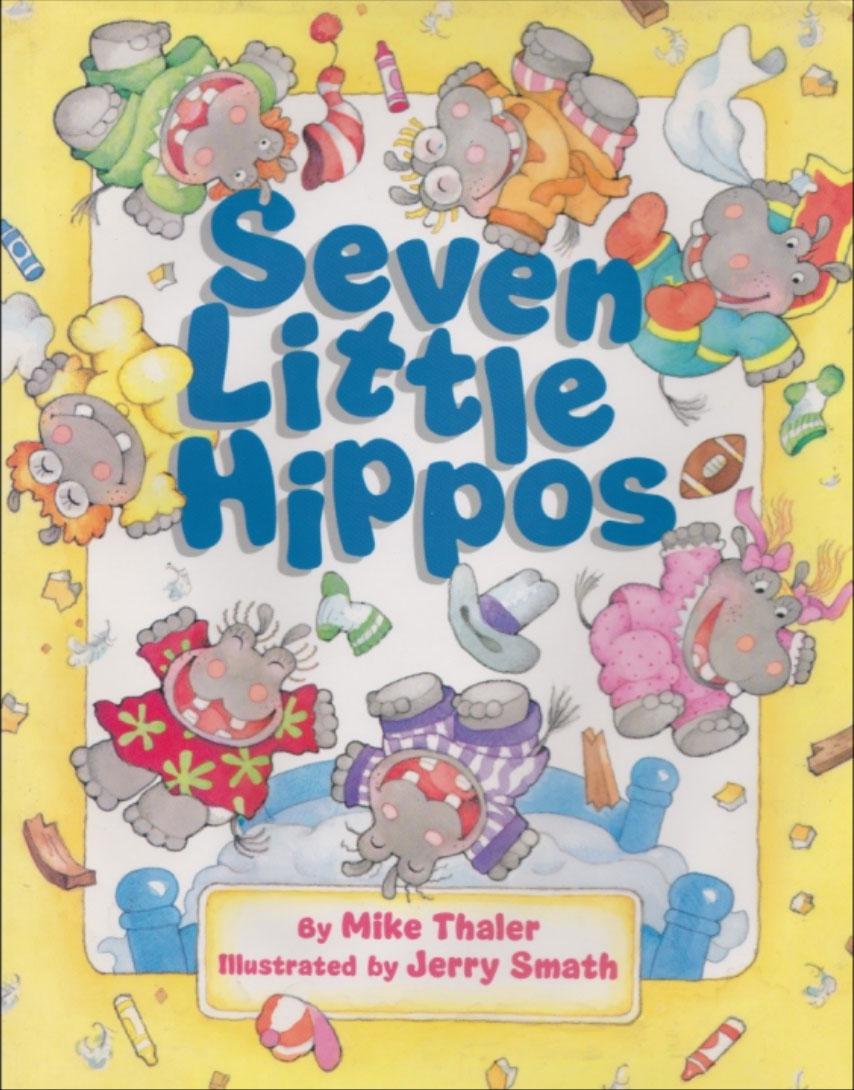 Seven-Little-Hippos