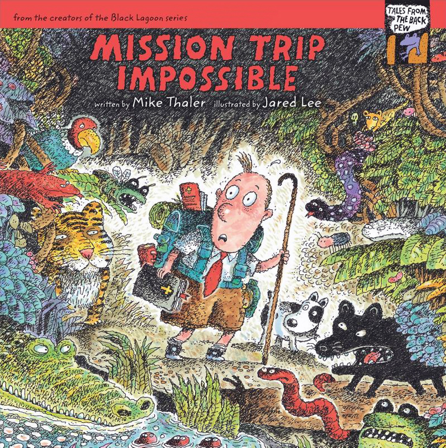 BackPew01-Mission Trip Impossible