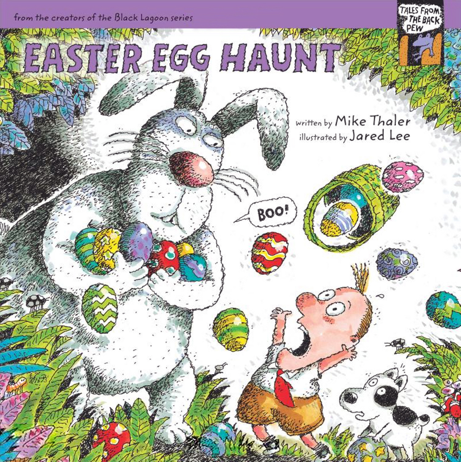 BackPew08-Easter Egg Haunt