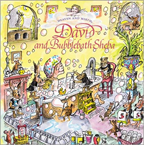 HAM03-David and Bubblebath Sheba- And Other Bible Stories to Tickle Your Soul